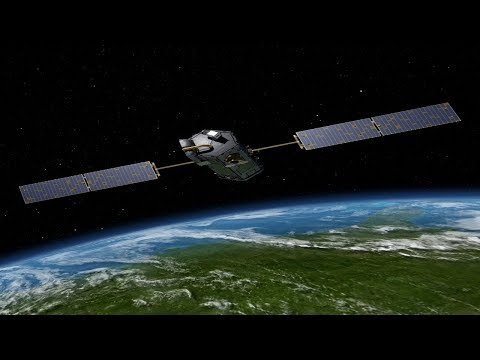 NASA satellite: has detected a dramatic increase in the amount of gases in the atmosphere.