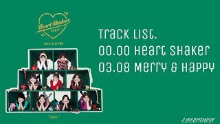 Full Album] TWICE – Merry video, [Full Album] TWICE – Merry
