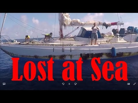 SAILING MYSTERY, 2 WOMEN + DOGS RESCUED AFTER 5 MONTHS AT SEA,