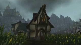 World of Warcraft Cataclysm Startgebiet der Worgen Gilneas