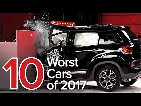 Top 10 Deadliest Cars Of 2017 Most Dangerous Unsafe