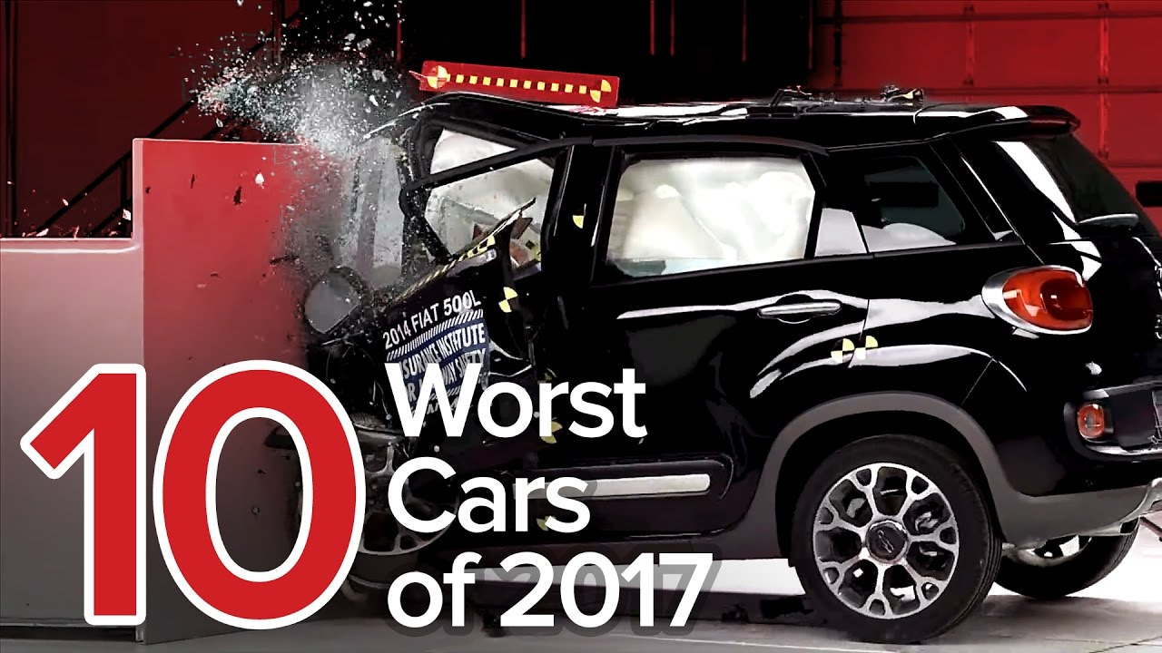10 Worst Cars Of 2017 The Short List