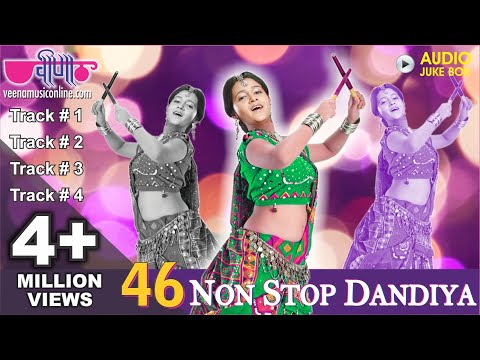 46 Superhit Non Stop Dandiya Dance Songs Audio Jukebox | New Navratri Garba Dance Songs 2018
