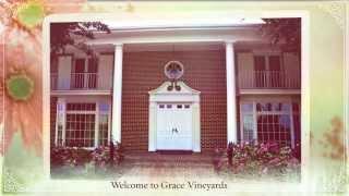 Grace Vineyards and Wedding Venue, Galt CA