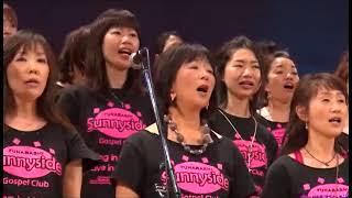 2017 第7回 GOSPEL FOR PEACE@新宿文化センターで歌いました。