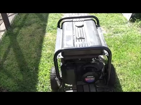 How to prepare your generator for storage After the Storm