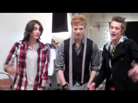 Countdown To Lemonade Mouth: Hot Boys Rapping!