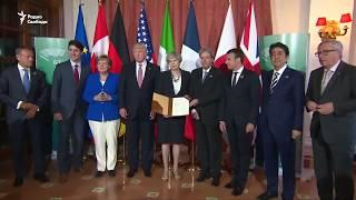 G7 не убедила Трампа бороться с глобальным потеплением