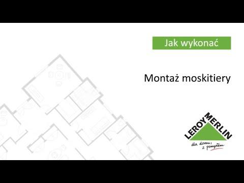 Jak Zrobic Moskitiere I Zamontowac Ja W Oknie Porady Leroy Merlin Youtube