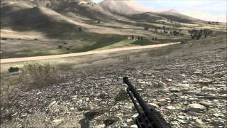 Arma 2 British Armed Forces Sniper AS50