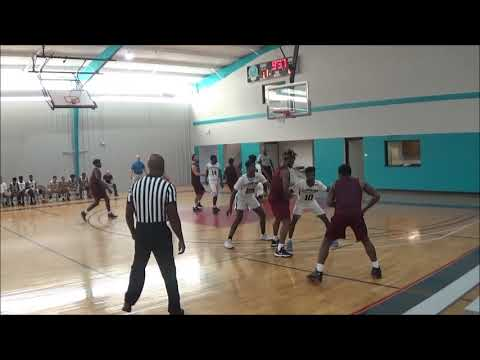 Combine Academy Teal vs Clinton College