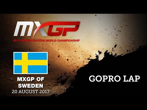 MXGP of SWEDEN 2017 - GoPro Lap Preview