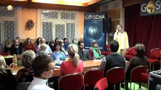 ZÁKONY PARTNERSTVÍ A LÁSKY - Iva Radulayová na Setkání Gošárníků 6 (5. 4. 2013)