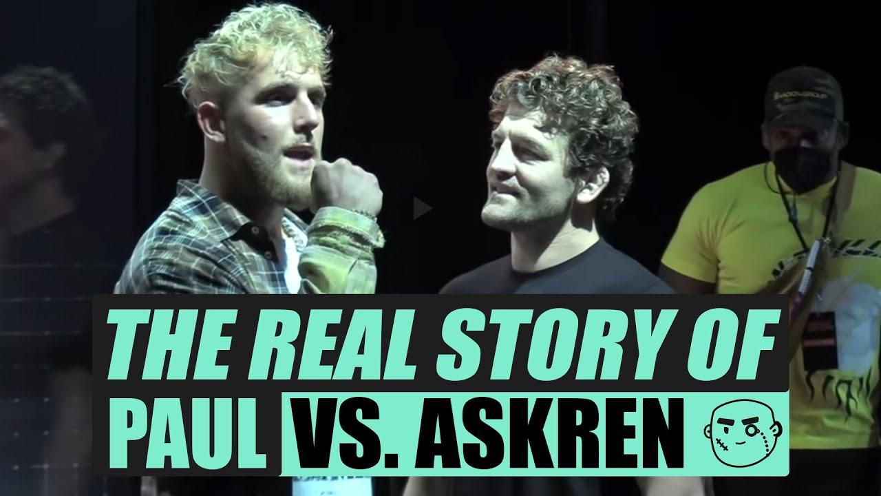 Paul vs. Askren results: Jake Paul starches Ben Askren in under two ...