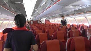 香港からバンコクへ【香港航空 HX765便】搭乗記/エアバスA330-300 thumbnail