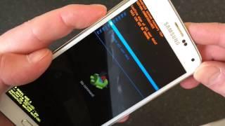 samsung galaxy s5 hard reset remove passcode