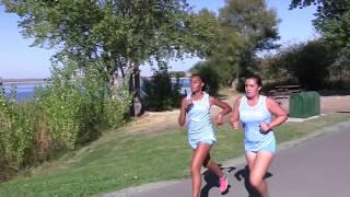 Heritage High School: Girls Cross Country  9-19-18