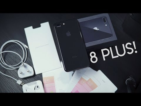 iPhone 8 Plus Space Grey 256GB (Indonesia)   DAILY DRIVER BARU!