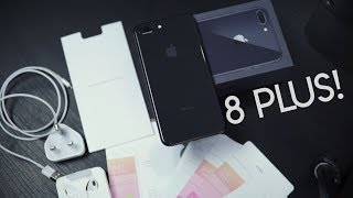 iPhone 8 Plus Space Grey 256GB (Indonesia) | DAILY DRIVER BARU!