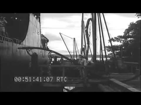 WW2 Naval Advance Base Supply, Marshall Islands, 03/1944 (full)