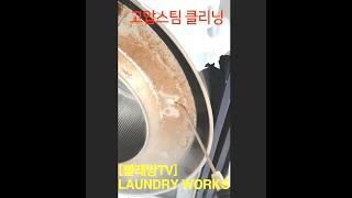 [세탁기 클리닝]   오래된 세탁기를 새것처럼 !!  …