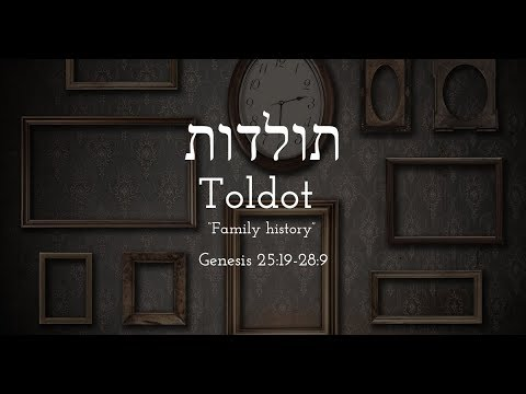 Toldot - Learn Biblical Hebrew (Free Hebrew Lessons)