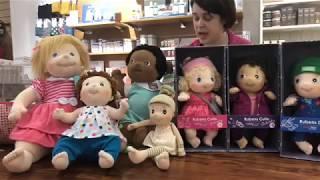 Rubens Barn Cutie Dolls Review