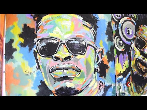 Amazing Art Works at Ghana International Trade Fair 2018