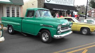Hatboro Moonlight Memories Car show 2015