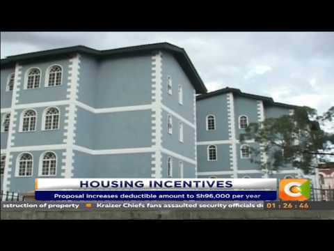 Tax inducement for first time home buyers