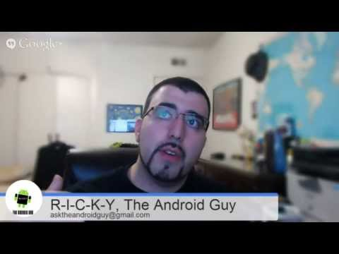 Android Weekly & Android Q&A Live Ep 3 - Lenovo buys Motorola, Apple Q4 vs Samsung Q4, And More