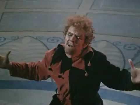 Muslim Magomayev - Cortigiani vil razza dannata ( Rigoletto - Giuseppe Verdi )