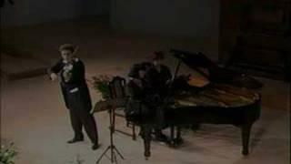 J.S.Bach Sonata IV BWV 1017 (I. Siciliano, Largo)