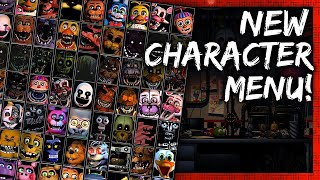 ULTIMATE CUSTOM NIGHT New Character Menu SpeedEdit 19