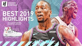 Bam Adebayo BEST Highlights & Moments from 2018-19 NBA Season! DUNK MACHINE!