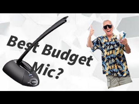 Dynex Desktop Microphone - Great Budget Microphone