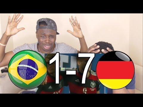 Brazil vs Germany 1-7 Highlights: Reaction By MNT