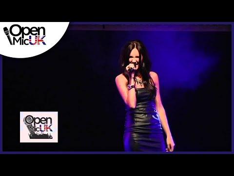 Open Mic UK   Megan McKenna   Basildon Regional Final