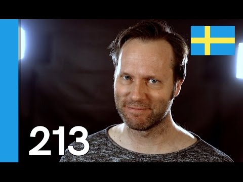 ENGLISH NAMES THAT MEAN OTHER THINGS IN SWEDISH - 10 Swedish Words #213
