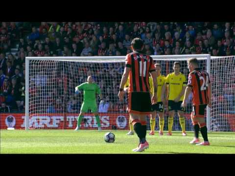 FT Bournemouth 4 - 0 Middlesbrough