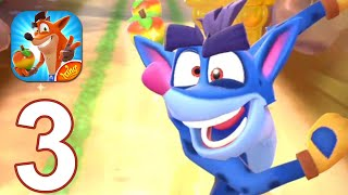 Crash Bandicoot: On the Run! - All Level  Max Level (Android, iOS) #3