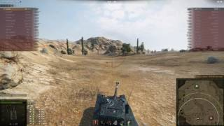 AMX 13 75, Степи, Стандартный бой