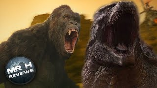 Godzilla vs Kong Movie - Who Wins?