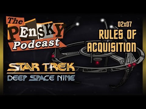 Star Trek: DS9 [Rules of Acquisition]