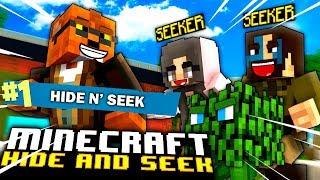 *NEW* MINECRAFT FORTNITE HIDE & SEEK - Minecraft Mods