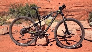 Specialized Epic Comp Carbon: 2014 Bible of Bike - Mountain Bike Tests