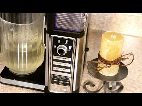 "How to Clean Ninja Coffee System And Make the ""CLEAN LIGHT"" STAY Off For Good!"