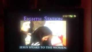 EWTN - STATIONS OF THE CROSS WITH Fr PAUL CLAYTON-LEA ( in full)