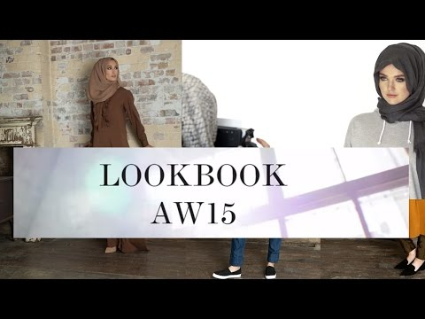 Aab Lookbook AW15 | Modest Fashion