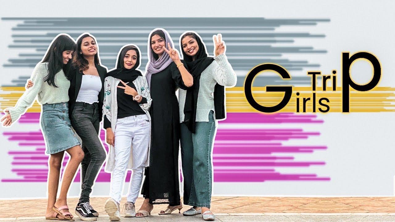 Download GIRLS ONLY TRIP | UNAISA SUBAIR